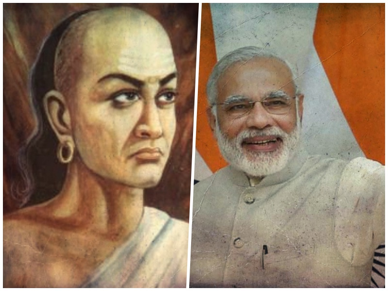 Exploring the Link Between Chanakya and India's Foreign Policy Today