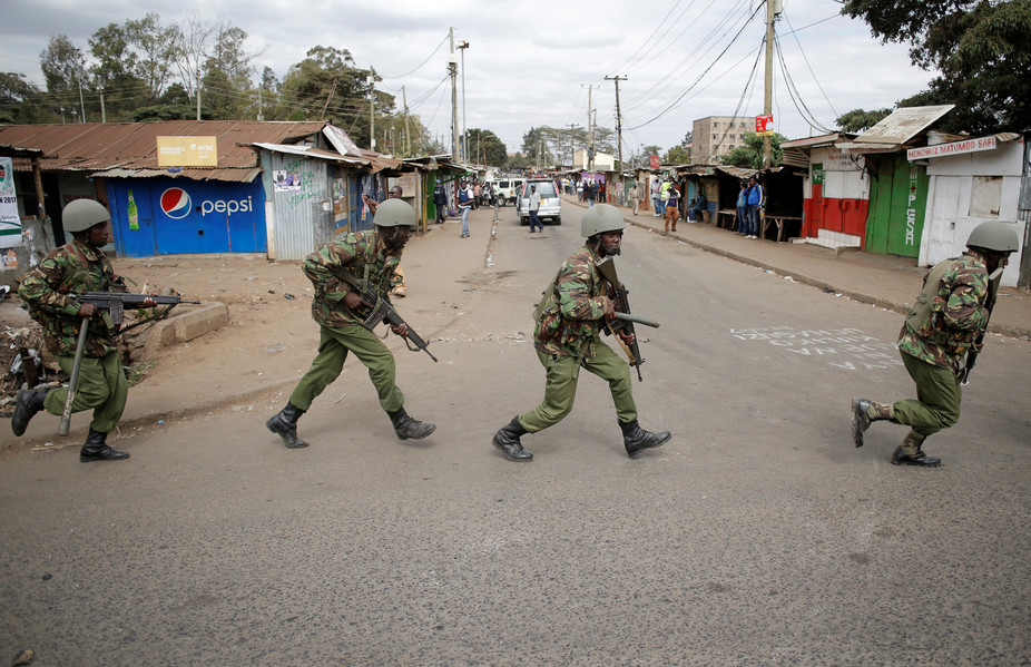 Kenyan Media Handling of Post-Poll Violence Calls for Some Soul-Searching