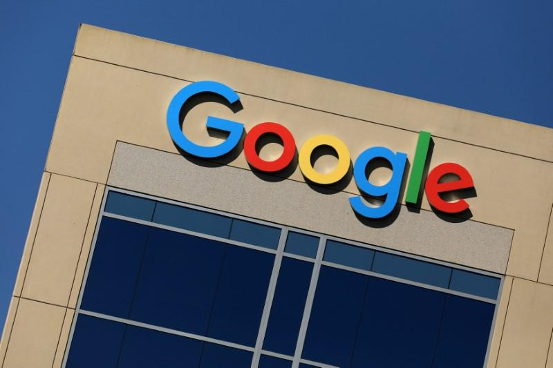 Google recently fired a senior software engineer for authoring a 10-page memo condemning the company's diversity efforts and claiming men are better at the tech industry than women. Credit: Reuters/Mike Blake