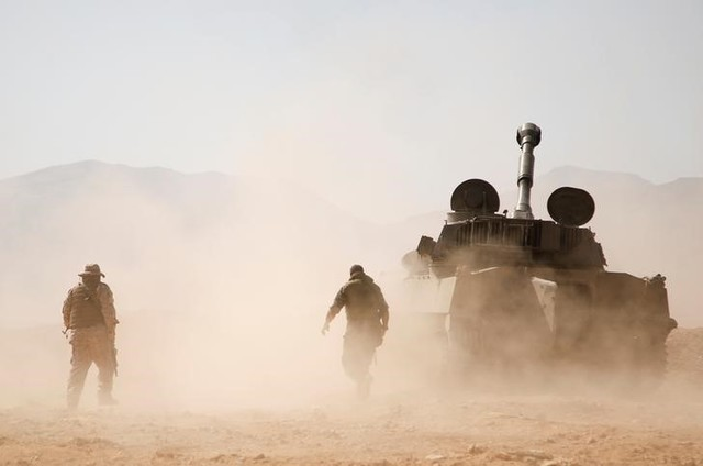 ISIS Withdraws from Syria and Lebanon Border Zone