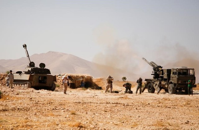 Islamic State Fighters Withdraw from Lebanon Border Zone