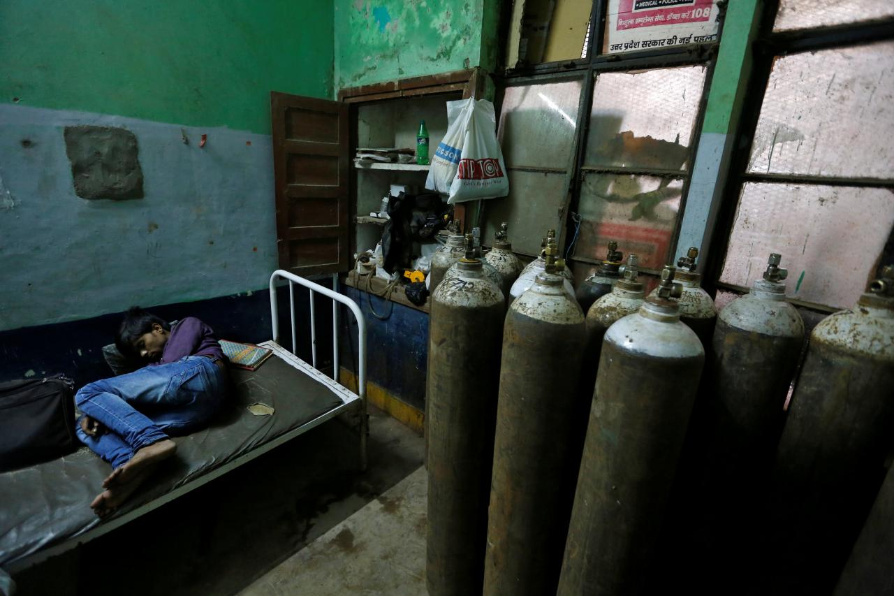 Gorakhpur Incident Brings the Global Debate on Oxygen Delivery Challenges to India