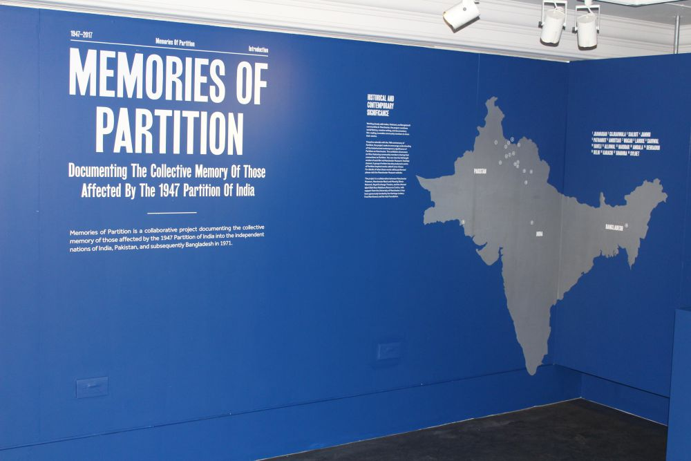 Manchester Museum's Partition Exhibit Gives Space to Neglected South Asian History