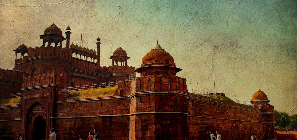 How the Red Fort Became the Site for India's Independence Day Celebrations
