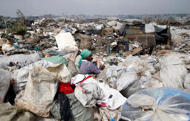 Kenya Takes Tough Measures Against Plastic Bags