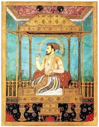 A painting of Shah Jahan. Credit: Wikipedia