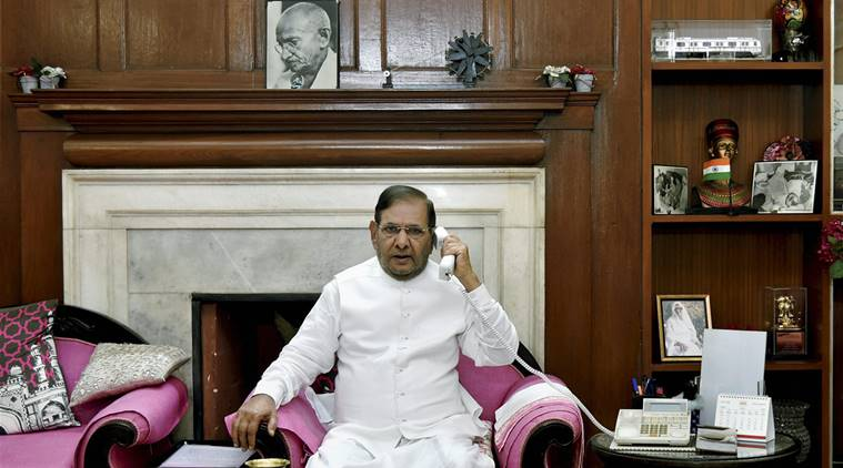 JD(U) Suspends 21 Sharad Yadav Loyalists for 'Anti-Party Activities'