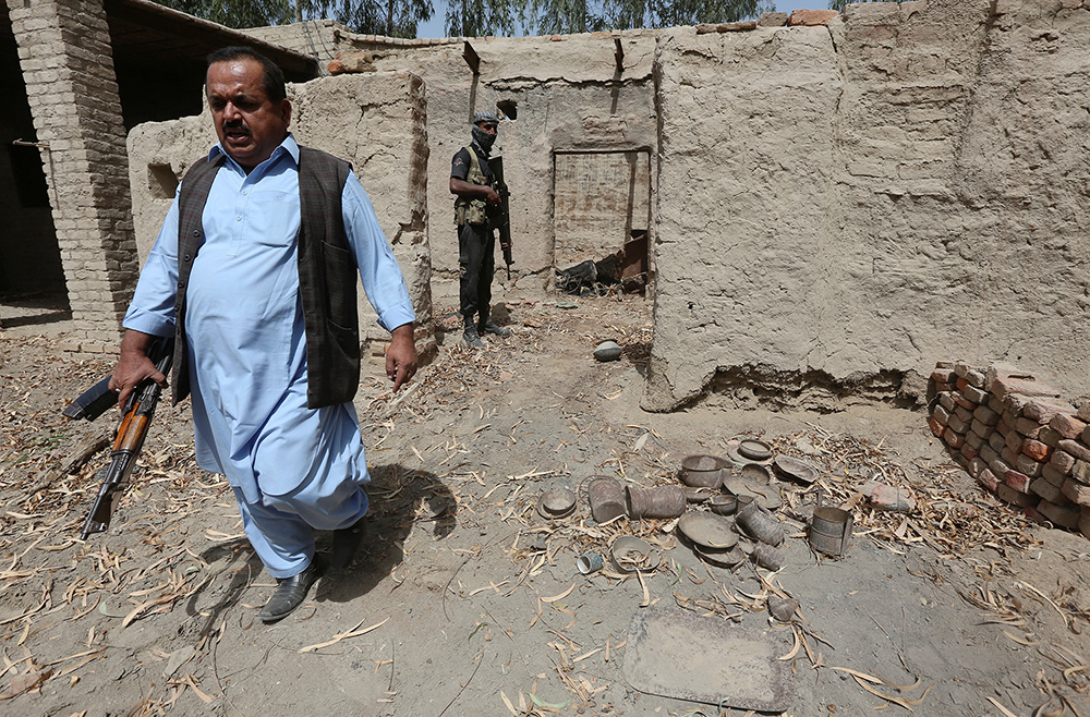 Foiled Suicide Bomber Reveals Inner Workings of Pakistani Militant Web