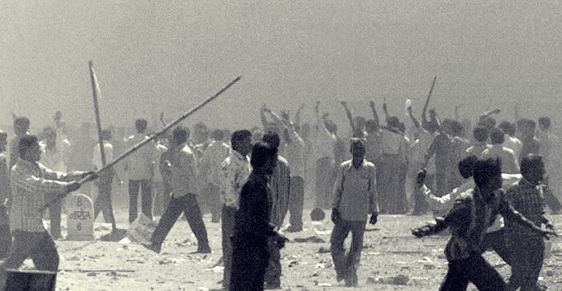 Gujarat Riots Spontaneous Says Nanavati Panel, But Electoral Data Shows Method in Madness