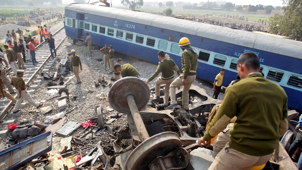 What Explains the High Number of Railway Accidents?