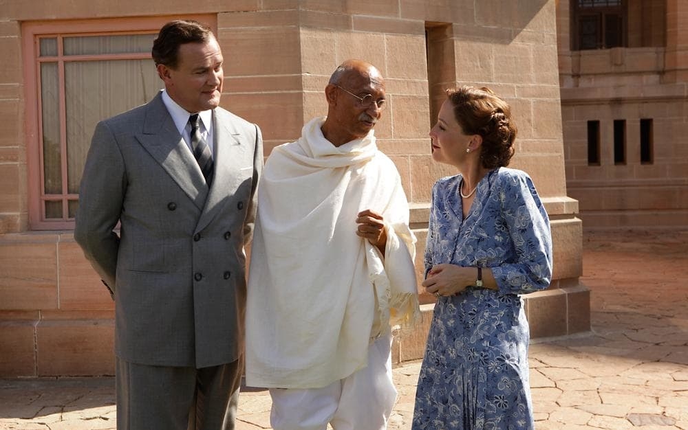 A still from the movie Partition: 1947.