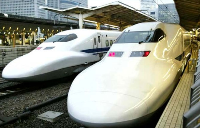 Image result for Govt planning to start bullet train on August 15 by 2022