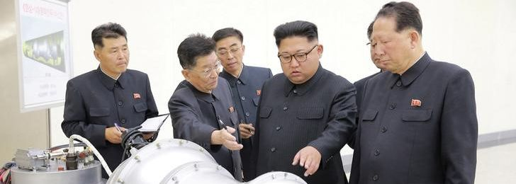 North Korea Claims Test of Hydrogen Bomb
