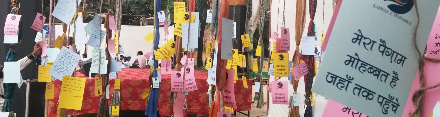 Fighting for Peace Amidst Manufactured Hate, 'Karwan-E-Mohabbat' Reaches the Capital