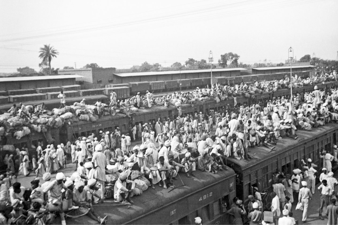 Partition on a religious basis undermined the very ethos of pluralism.