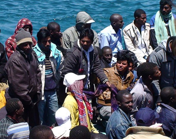 Why Are So Many Young Africans Risking Their Lives to Flee Their Homes?