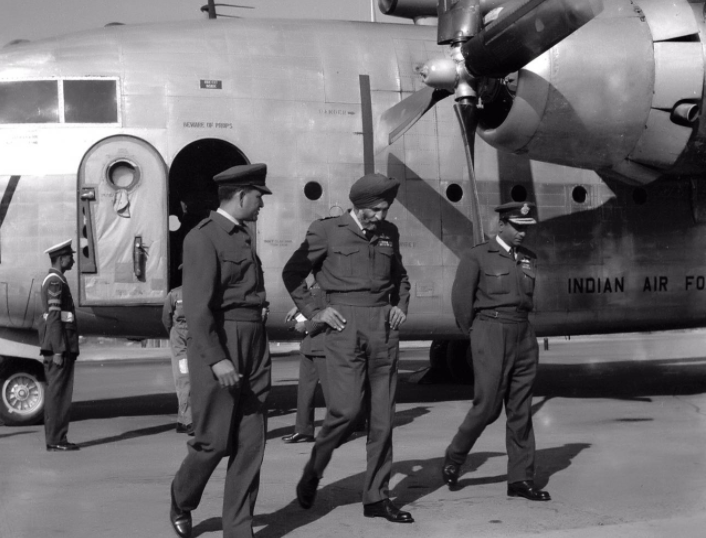 Marshal of the Air Force Arjan Singh: Finding Glory in the Skies While Firmly Rooted to the Ground