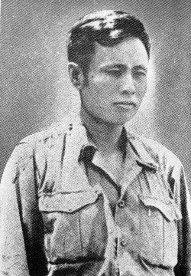 Aung San in the Burma National Army uniform. Credit: Wikimedia Commons