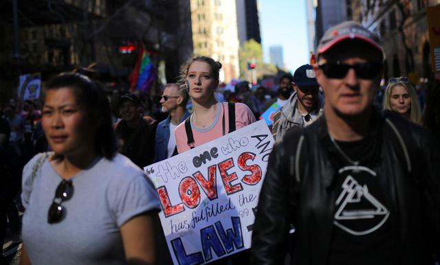 Australia Postal Ballot Vote to Decide on Legalising Same-Sex Marriage Begins