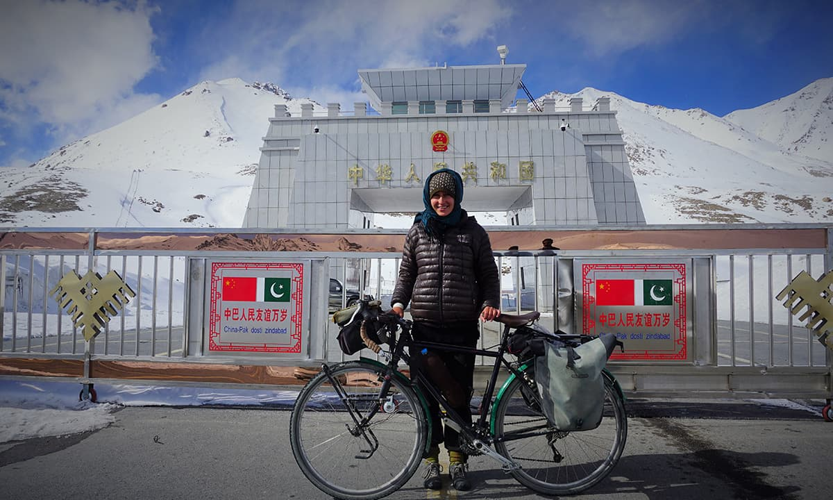 A Bicycle Ride Around the Borders of Pakistan