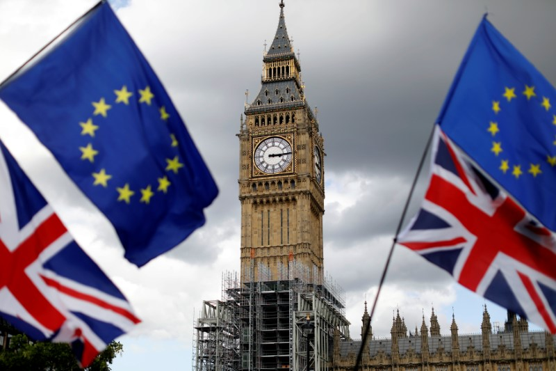 Brexit Law Passes Parliamentary Hurdle in Reprieve for PM May