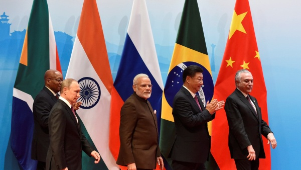 Why Has the BRICS Failed to be an Effective Force?
