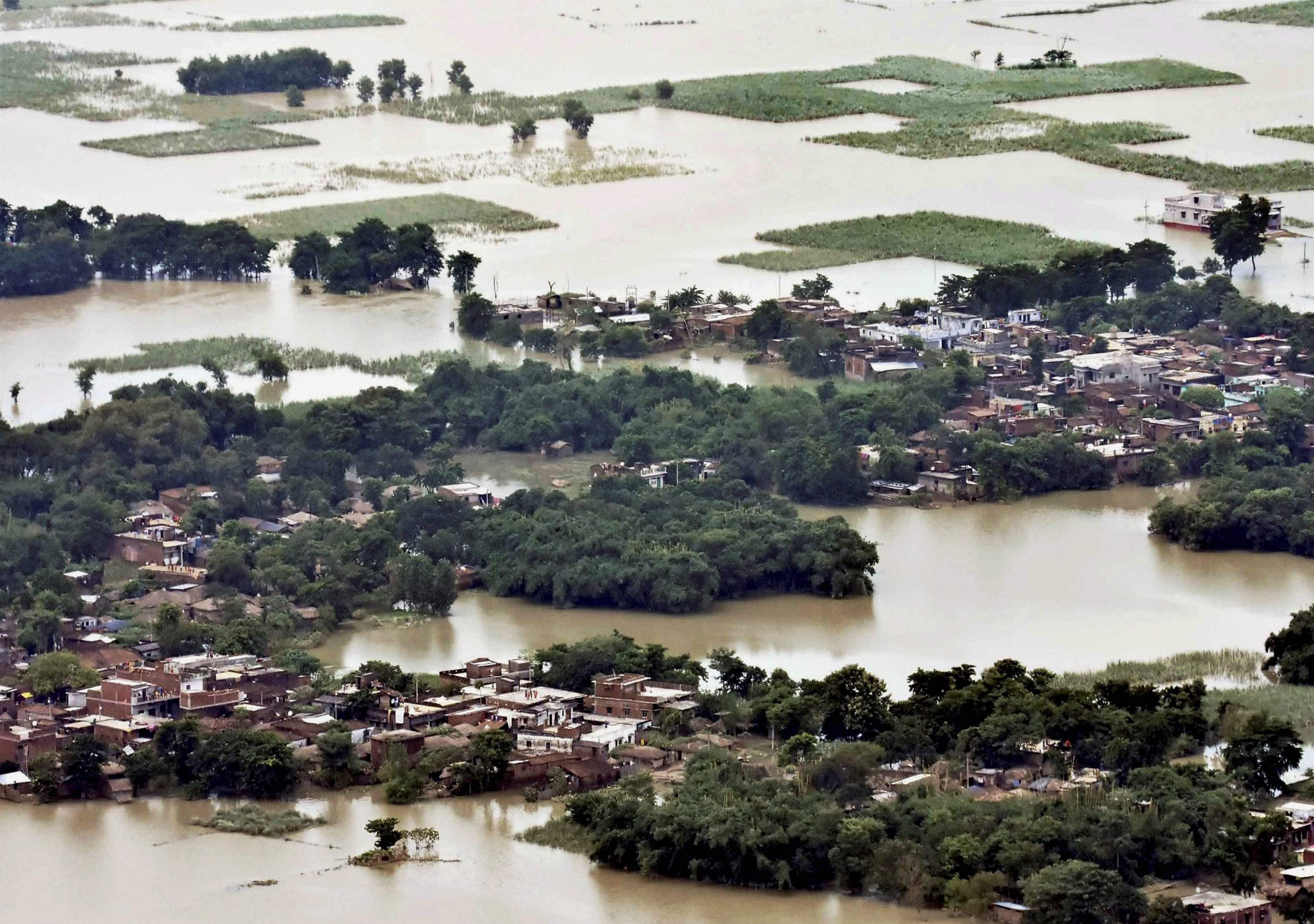 Climate Change Means Ruin to South Asia's Poor. India Could Make It Worse