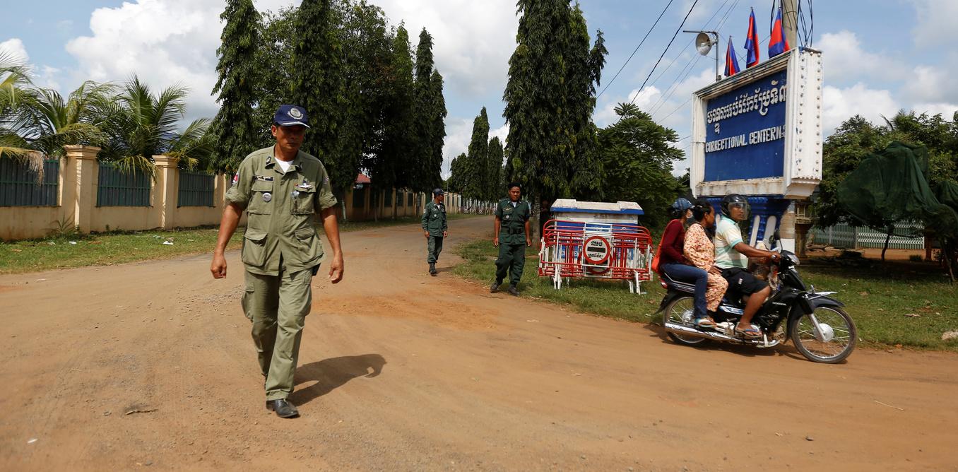 In Cambodia, Violent Politics and the Disintegration of Democracy