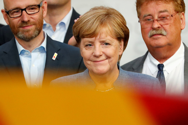 Merkel's Fourth Term in Office Won't Be an Easy One