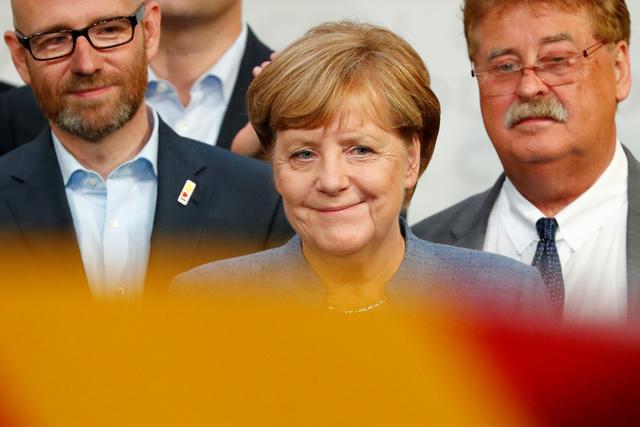 Angela Merkel Wins Fourth Term as German Chancellor
