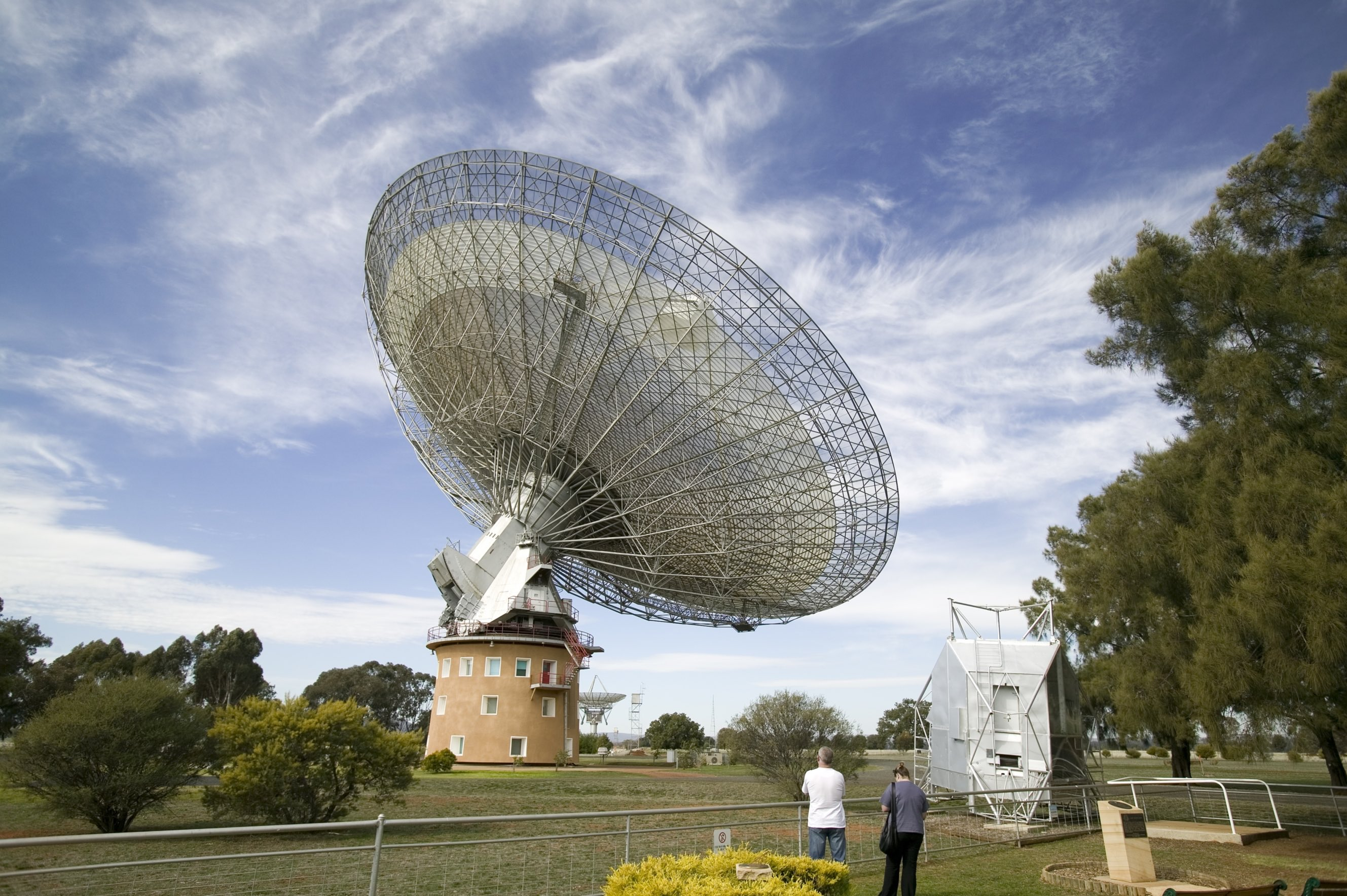 Telescopes Pick up Strange Radio Signals Three Billion Years Old