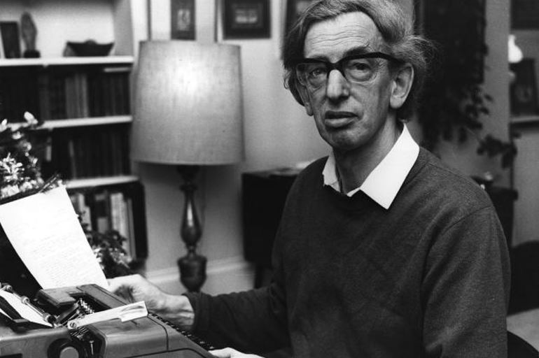 Eric Hobsbawm. Credit: Twitter