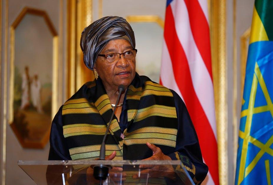 Why Liberia's Ellen Sirleaf Is No Feminist Icon