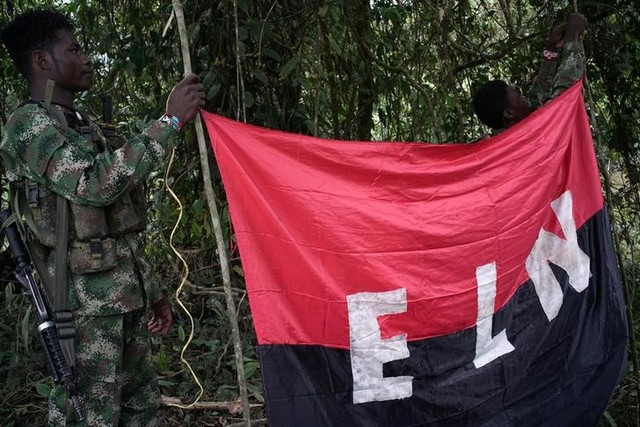 Colombia's ELN Rebels Agree on Temporary Ceasefire Starting October 1