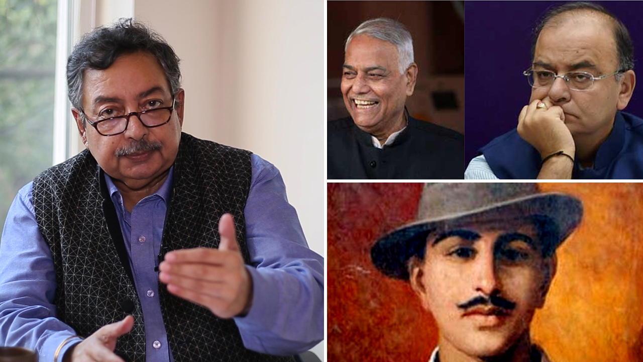 'Jan Gan Man Ki Baat' Episode 125: Yashwant Sinha's Criticism of Jaitley and Bhagat Singh's Legacy