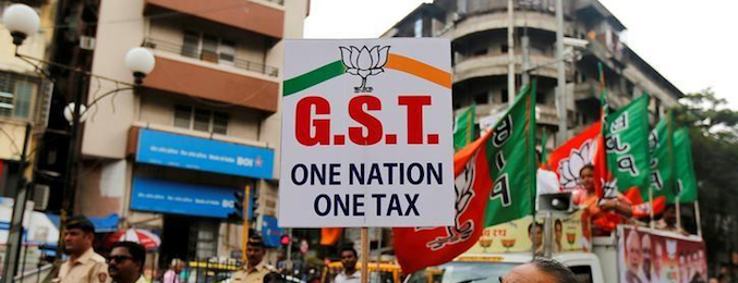 The Glitchy History of India's GST Network