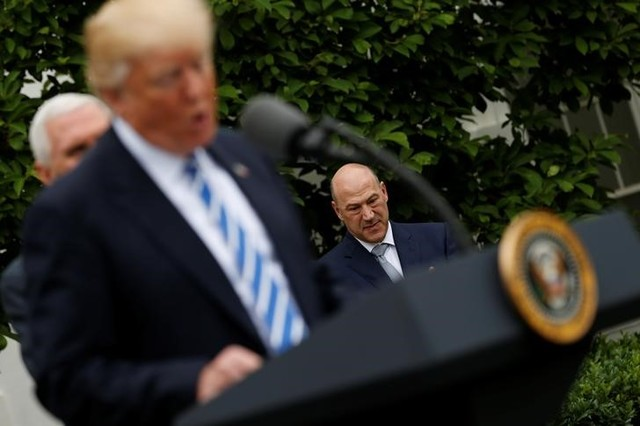 Cohn's White House Tenure at Risk, Says Sources