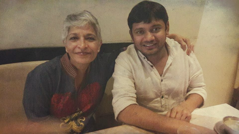 Gauri Lankesh Has Taught Us Once Again How to Be Fearless
