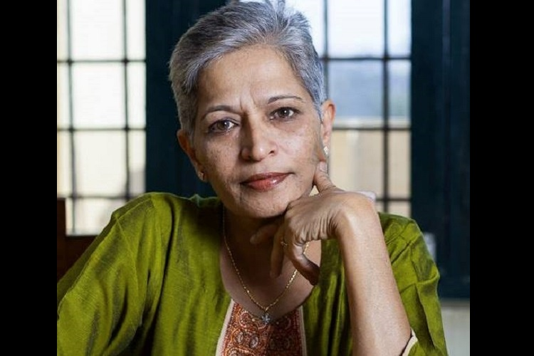 Gauri Lankesh Murder Probe Suggests Plot to Kill Another Writer