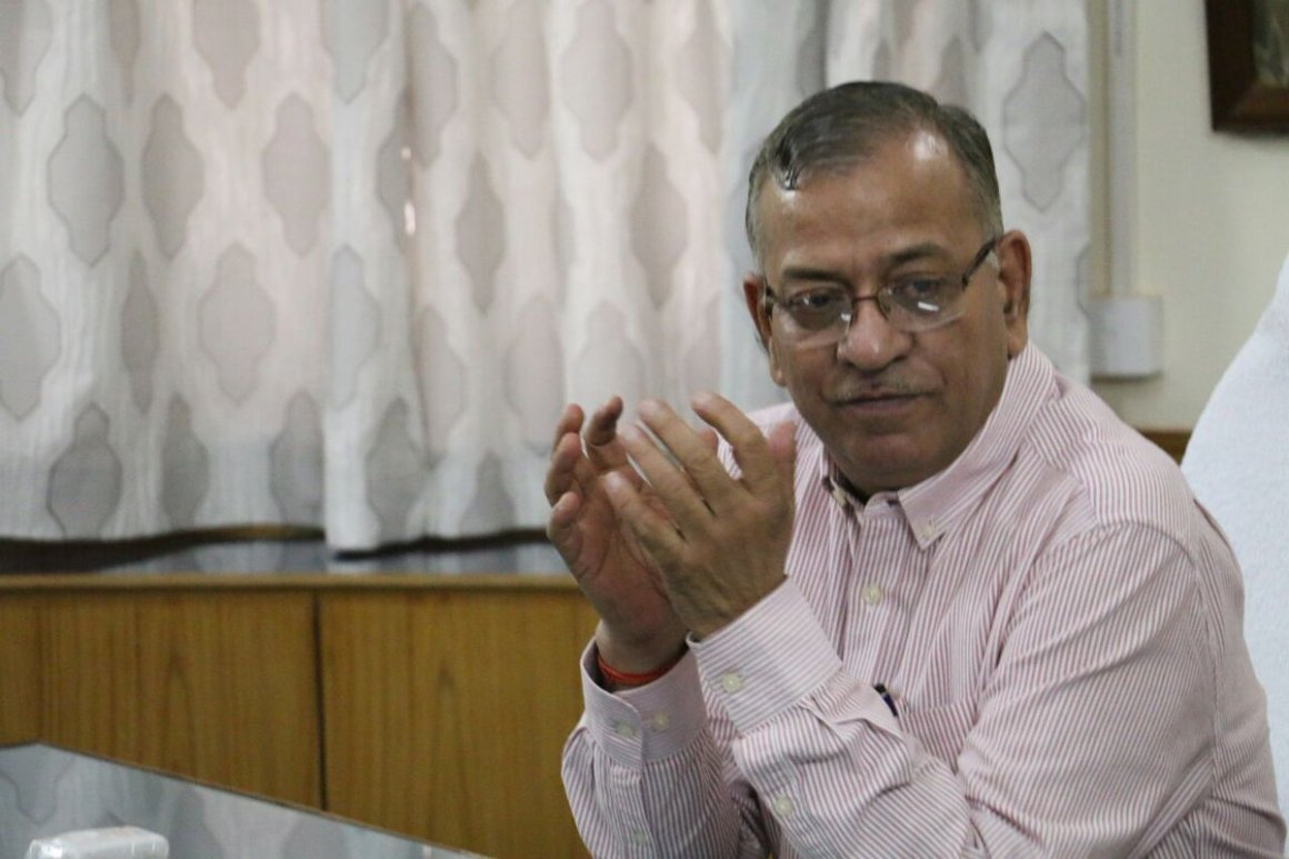 HRD Ministry Suggests BHU VC 'Goes on Leave' as It Begins Hunt for His Successor