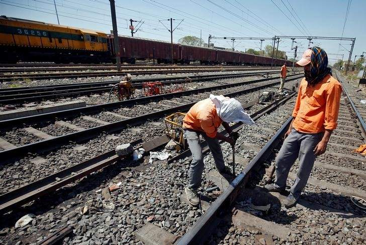 In Policy U-Turn, Piyush Goyal Bats for Replacing Damaged Track Over Laying New Lines