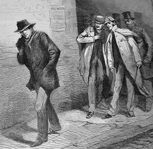 The Time Machine: The Elusive Jack the Ripper