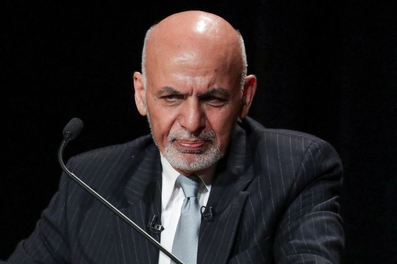 Afghan President Ghani Backs Trump's South Asia Strategy