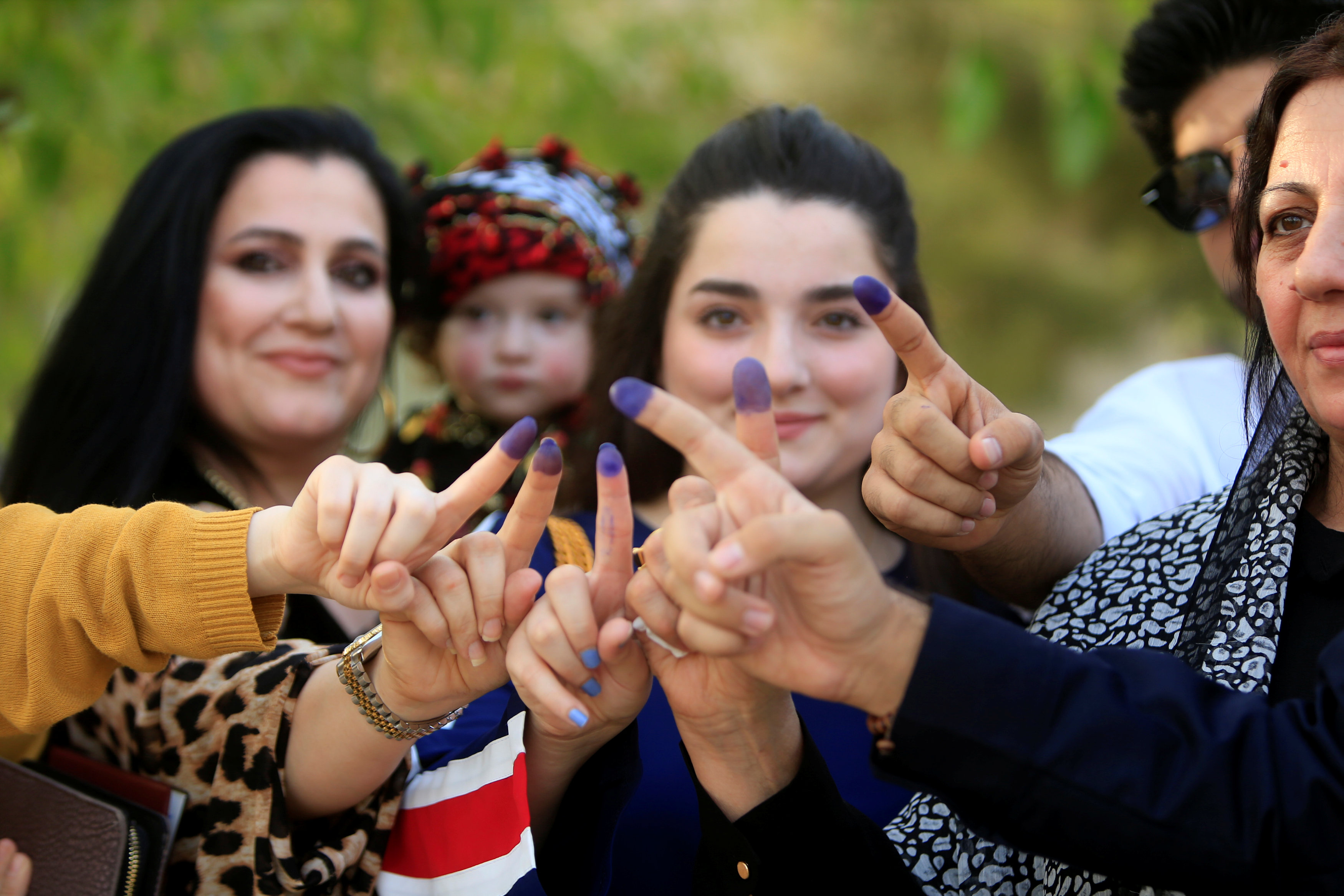 Turnout High as Iraqi Kurds Defy Threats to Hold Independence Vote