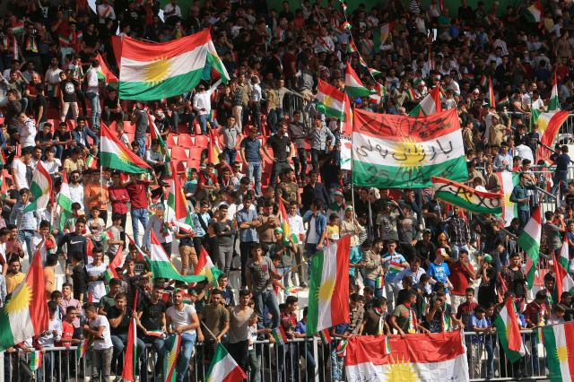 Kurdish Parliament Approves Independence Referendum, Vote on September 25