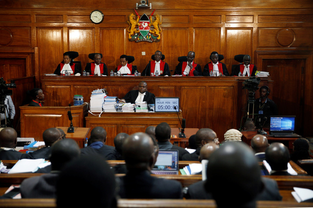 Chief Justice's Vote Ruling Surprises Kenyans, but Not His Colleagues