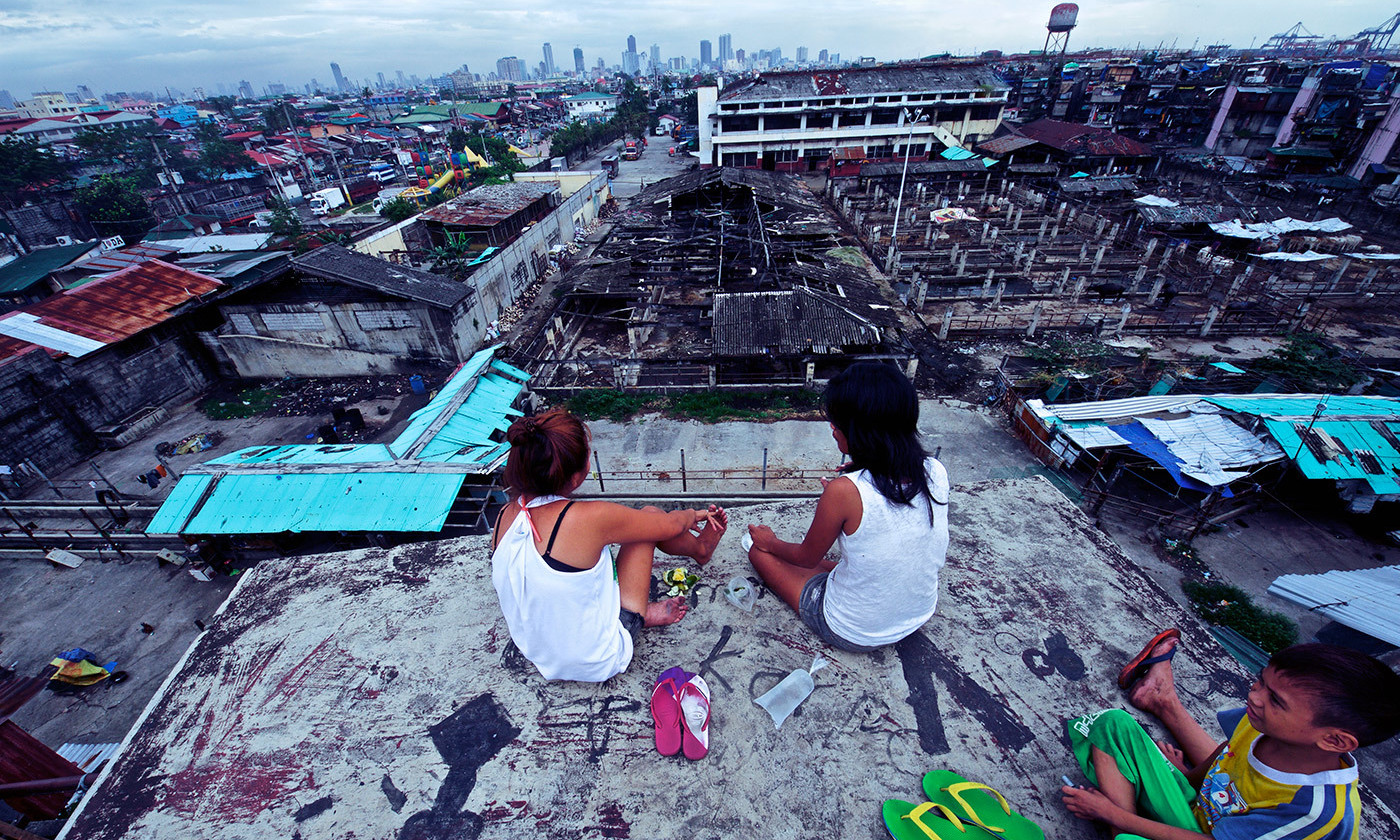 The Striking Feature of Manila That Makes It an Emblematic Global City
