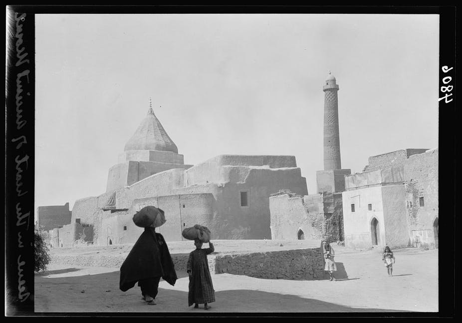 The Enduring Powers of Mosul's Rich and Diverse Cultural History