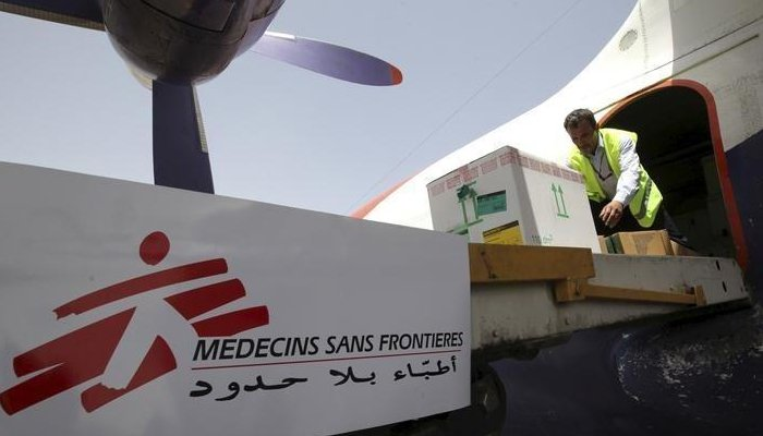 Pakistan Kicks out Medical Charity MSF From Its Tribal Region