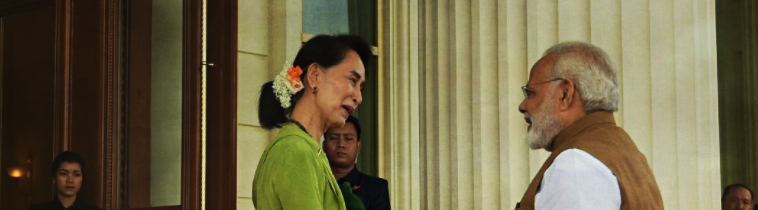 In Myanmar, India Has Got the Diplomatic Plot All Wrong